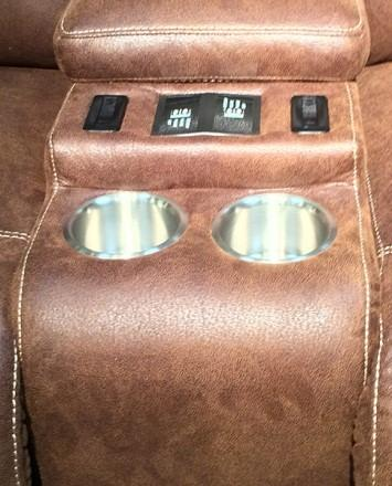 Franklin Recliner Console Mount Switch