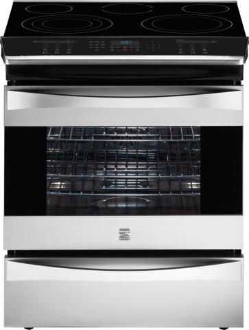 kenmore elite ranges recalled by electrolux cpsc gov Kenmore 790 Electric Range White kenmore elite electric range