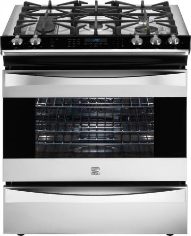 Electrolux Recalls Kenmore Elite Ranges Due To Fire And Burn Hazards; Sold  Exclusively At Sears ?