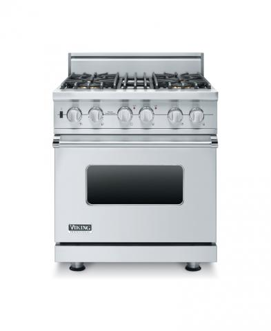 Recalled Viking Range gas range.