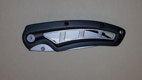 Cohort Knife- Closed Non-Clip