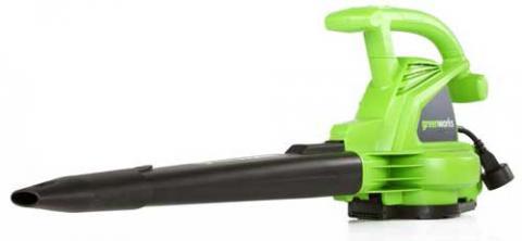 Recalled Greenworks blower/vac