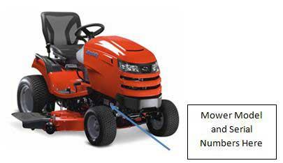 Briggs and Stratton Recalls Simplicity Riding Mowers and