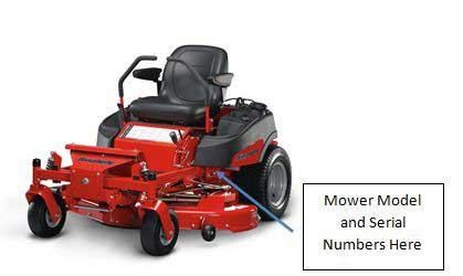 Briggs & Stratton Simplicity Riding Mower