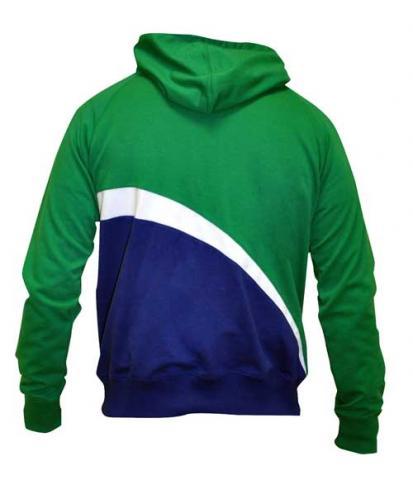 Croker Kids Ireland Sports Hoodie (back)