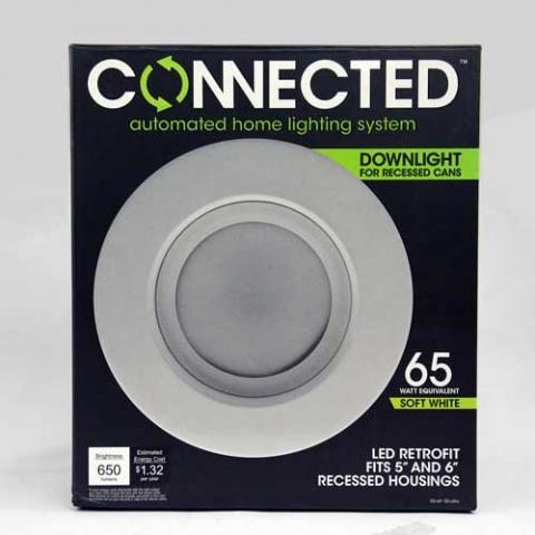 Downlight Bulb in Packaging
