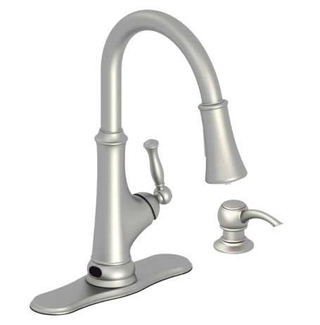 kitchen faucets beale faucet category pull touchless american b down kitchens automatic