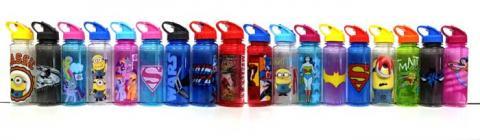 26-Ounce Zak Designs water bottles