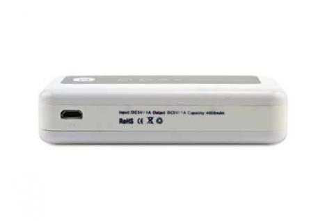 CleggPromo CPB-100 power bank front side