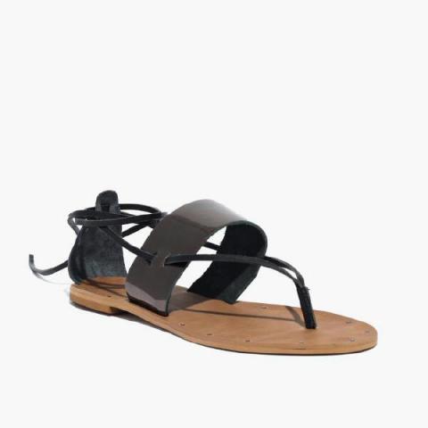 Recalled Katya model women's metallic sand-colored sandal
