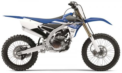 Yamaha 2015 model YZ250FFL