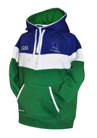 Croker Kids GAA fleece panel hoodie