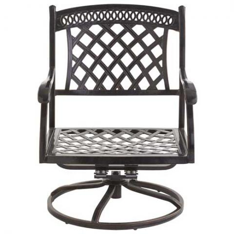 Recalled Pier 1 Katerina Swivel Armchair