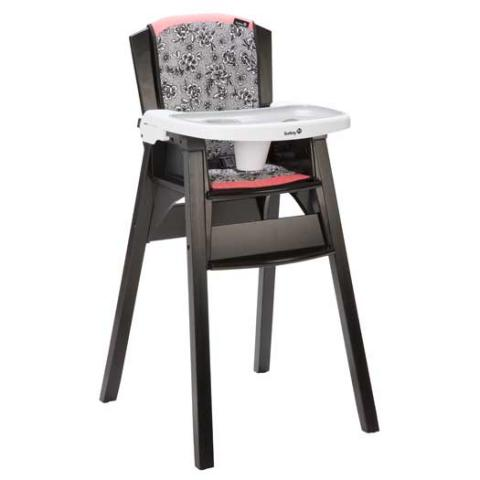 Safety 1st Décor Wood highchair