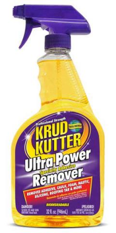 Krud Kutter® Ultra Power Specialty Adhesive Remover (32 oz. spray)