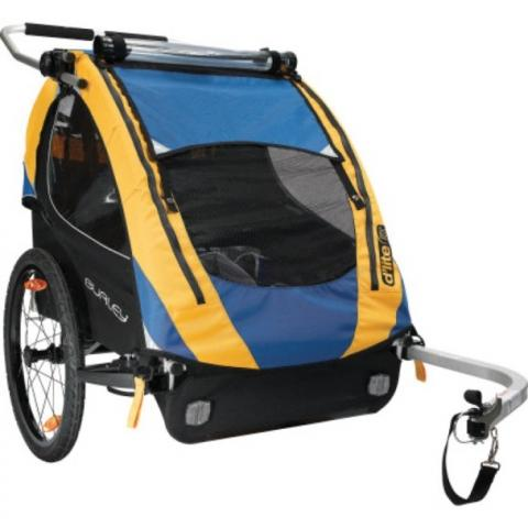2009 D'Lite ST bicycle trailer