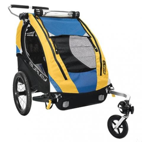 2009 Solo ST bicycle trailer