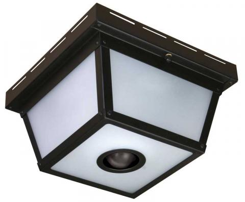 Recalled HeathCo motion-activated outdoor lights