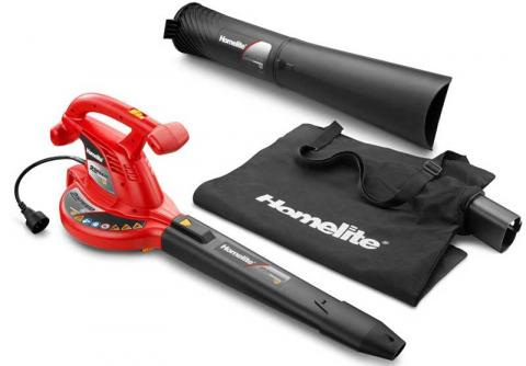 Recalled Homelite Electric Blower Vacuums