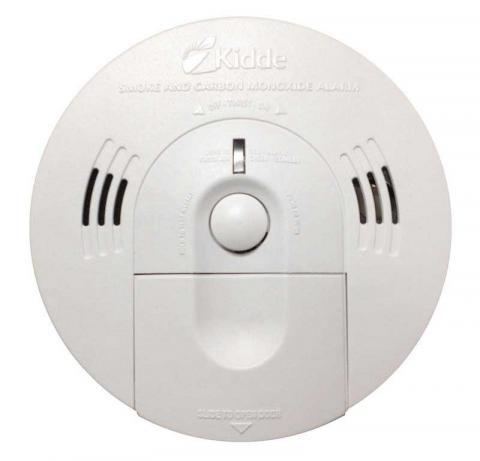 Recalled Kidde smoke and combination smoke/CO alarms