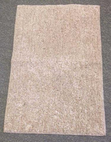 Recalled Mohawk Altitude Gold shag rugs