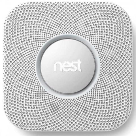 Recalled Nest Protect Smoke + CO alarms