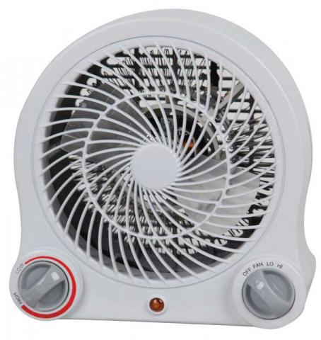 Recalled Soleil portable fan heater