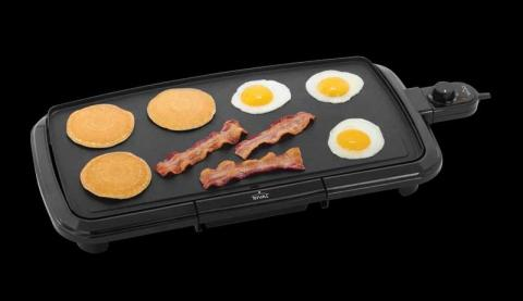 Rival brand griddle