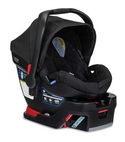 Sillas de bebé para auto/portabebé Britax B-Safe 35 y B-Safe 35 Elite
