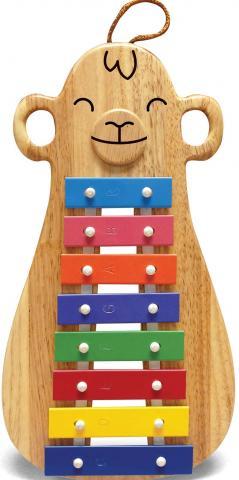Monkey Glockenspiel