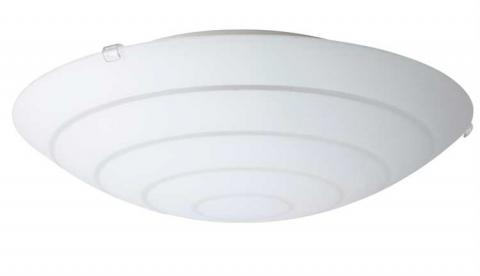 IKEA HYBY ceiling lamp