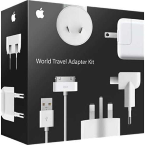 Apple World Travel Adapter Kit