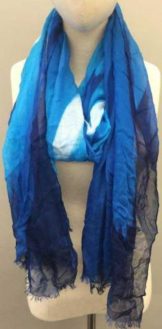 Brushstroke Oblong Scarf