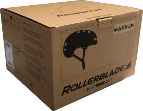 Rollerblade Maxxum helmet box
