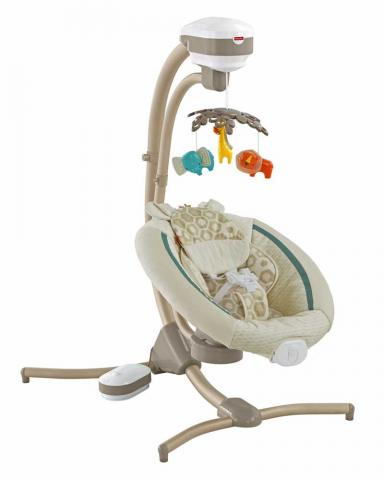 Chm84 Soothing Savanna Ncradle N Swing