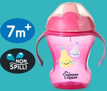 Tommee Tippee sippee 7 m