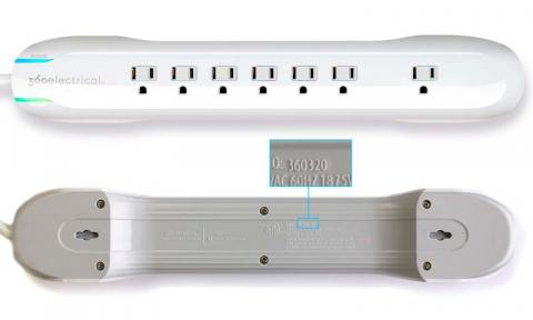 Idealist surge protector, model number 360320