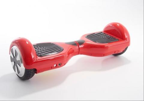 Recalled Orbit hoverboard