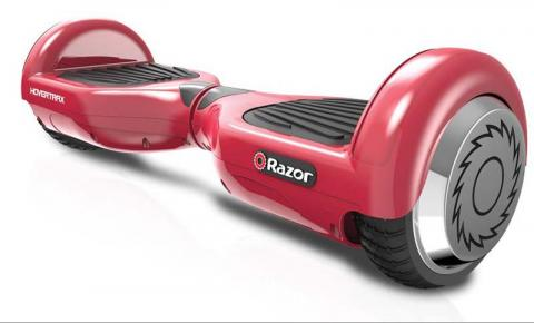 Recalled Razor Hovertrax hoverboard