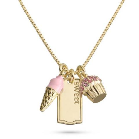 Sweet charm necklace