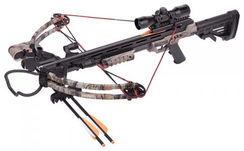 Crosman Recalls Crossbow Rope Cocking Devices Due to Injury