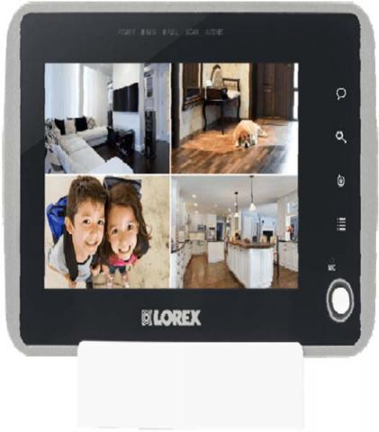 Lorex Care 'N' Share baby monitor