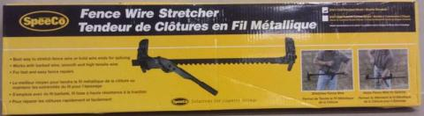 SpeeCo fence wire stretcher packaging