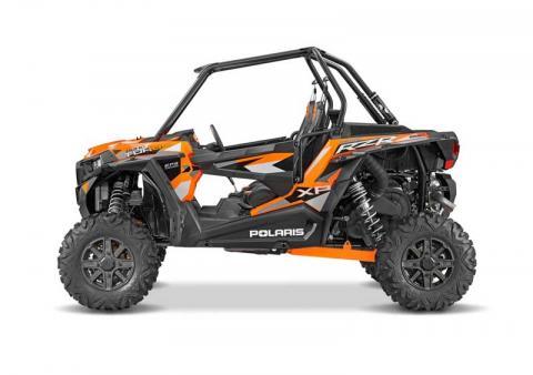 Polaris RZR XP Turbo (orange)