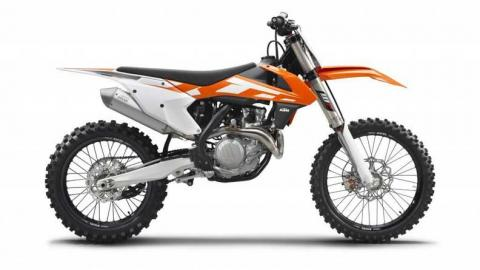 2016 KTM brand competition motocross motorcycles