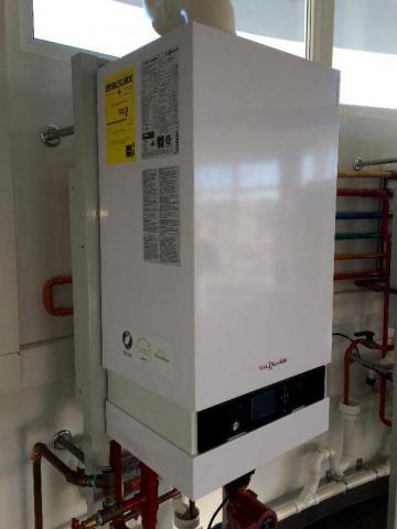 Vitodens 200-W Gas Boiler