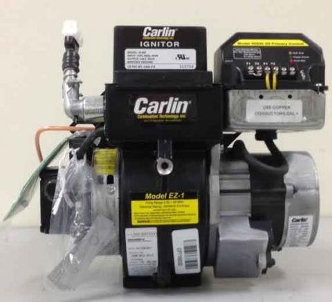 Carlin Combustion Burner