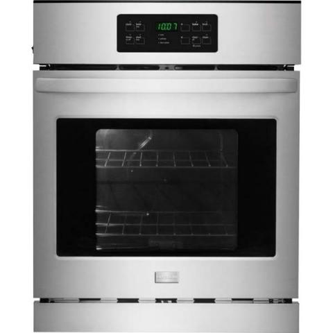 Frigidaire wall oven (stainless steel)