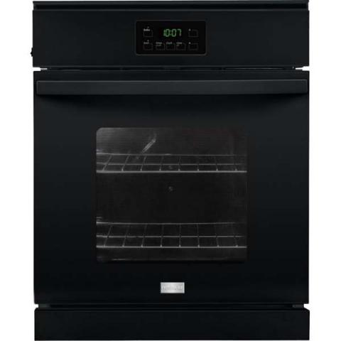 Frigidaire wall oven (black)