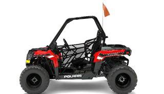 Recalled 2017 Polaris ACE 150 – Indy Red